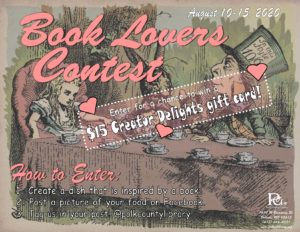 Book Lovers Contest