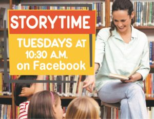 Storytime with Ms. Kim @ Facebook