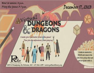 Virtual Dungeons & Dragons