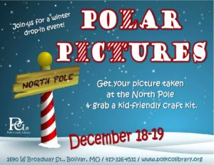 Polar Pictures @ Bolivar Library