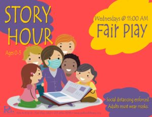 Story Hour @ Fair Play Library