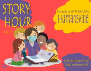 Story Hour @ Humansville Library